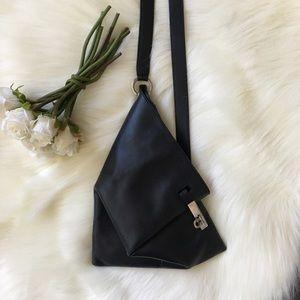 Ferragamo Asymmetrical Shoulder Bag